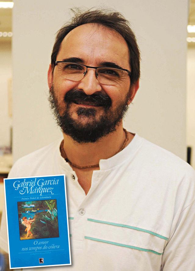 """""""O amor nos tempos do cólera"""", de Gabriel García Márquez"""