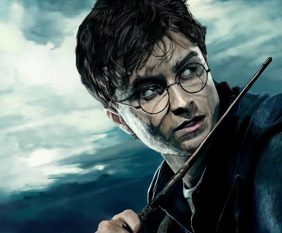 Harry potter - Harry Potter 14