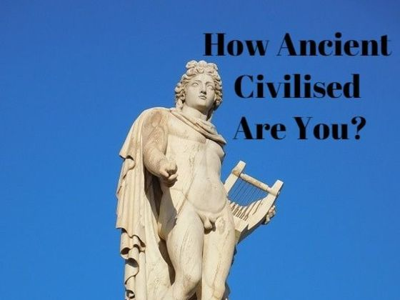 How Ancient Civilised Are You?