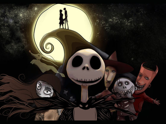 we know your favourite youtuber based on nightmare before christmas characters - Nightmare Before Christmas Characters