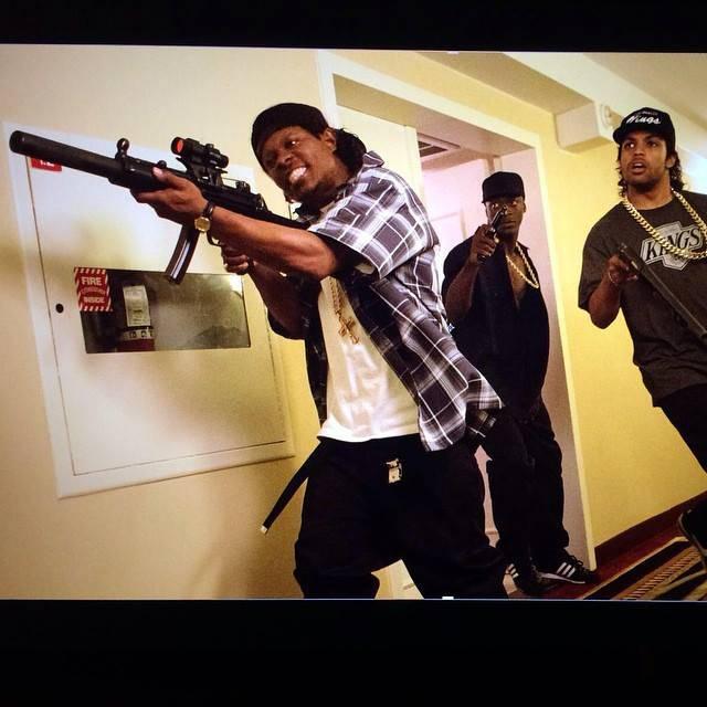 Straight Outta Compton Movie Wallpaper Which Straight Outta Compton