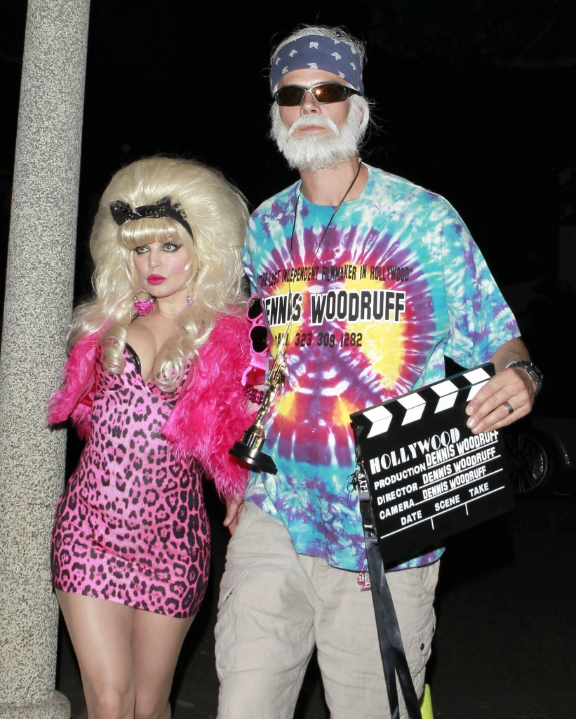 23 celebrity halloween costumes from over the years playbuzz - Halloween Costume Celebrities