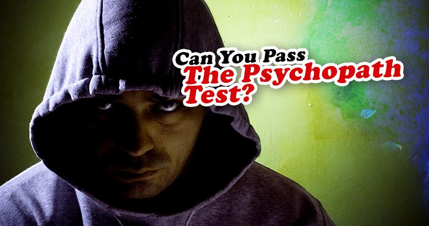 Psychotest Psychopath