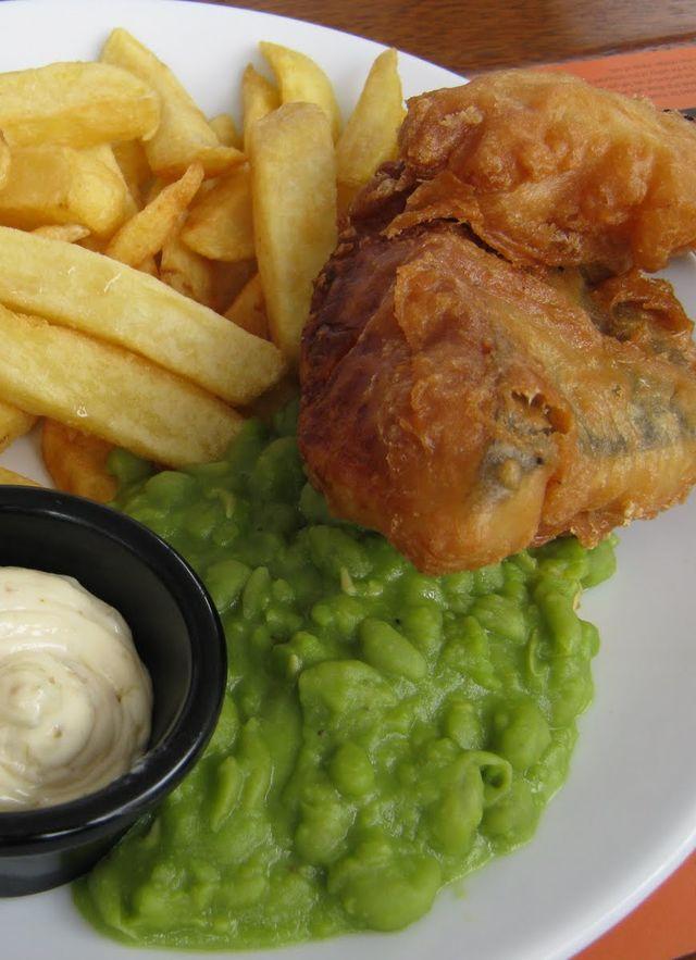 Fish & Chips - London