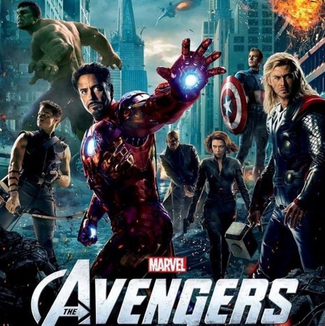 Which Avengers character are you?  Playbuzz