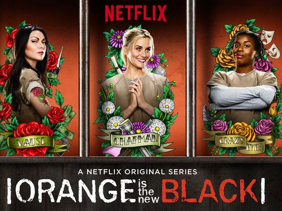 Orange Is The New Black 3° Temporada Dublado - Blu-Ray 720p Dual Audio - Legendado Torrent Download (2015)