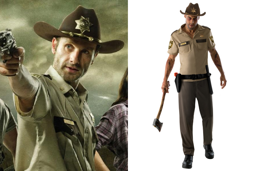 ... how well do you know halloween costumes playbuzz ...  sc 1 st  The Halloween - aaasne & Rick Grimes Halloween Costume - The Halloween