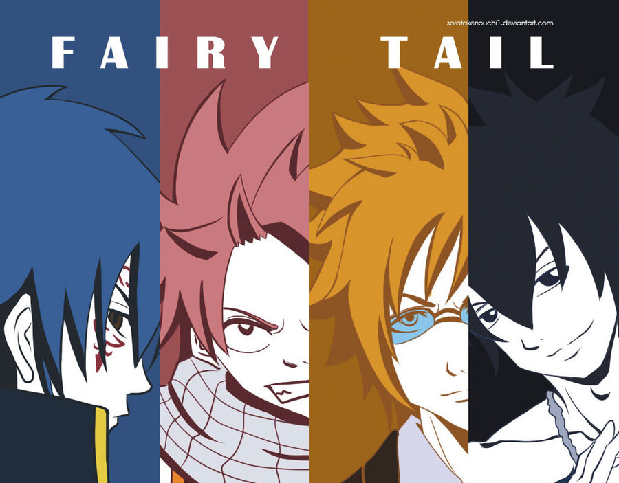 Design Your Anime Character : Which fairy tail character would be your husband? playbuzz