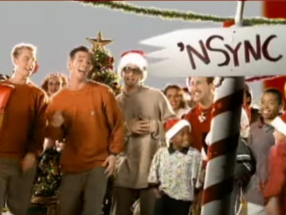 How Well Do You Remember The Lyrics To NSYNC's 'Merry Christmas ...
