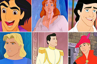 What Does Your Disney Prince Crush Say About Your Taste In Men?