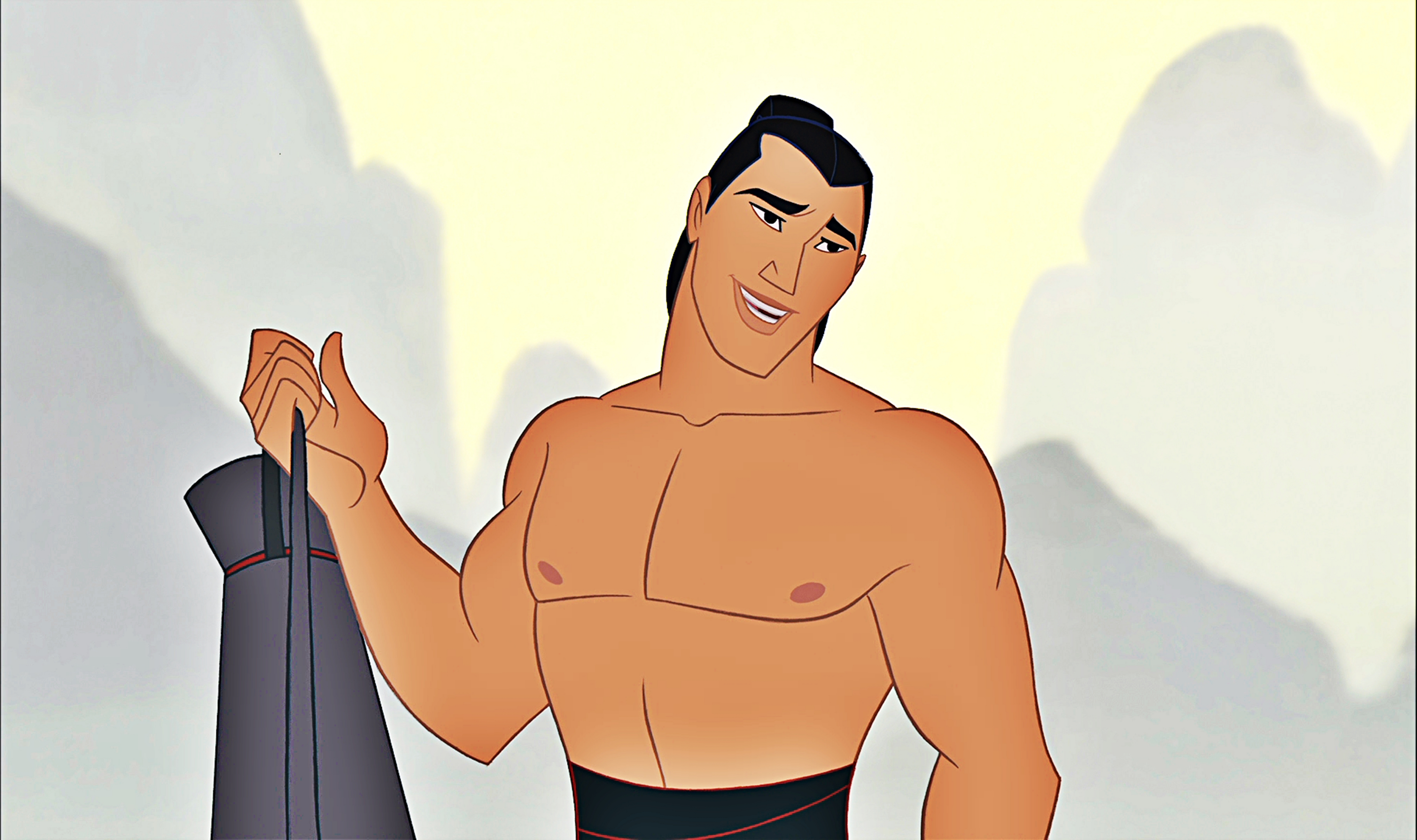 Uncategorized Captain Li Shang what does your disney prince crush say about taste in men playbuzz