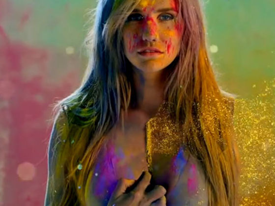 Go On A Glittery Shopping Spree And We'll Tell You Which Ke$ha Music Video You Are!