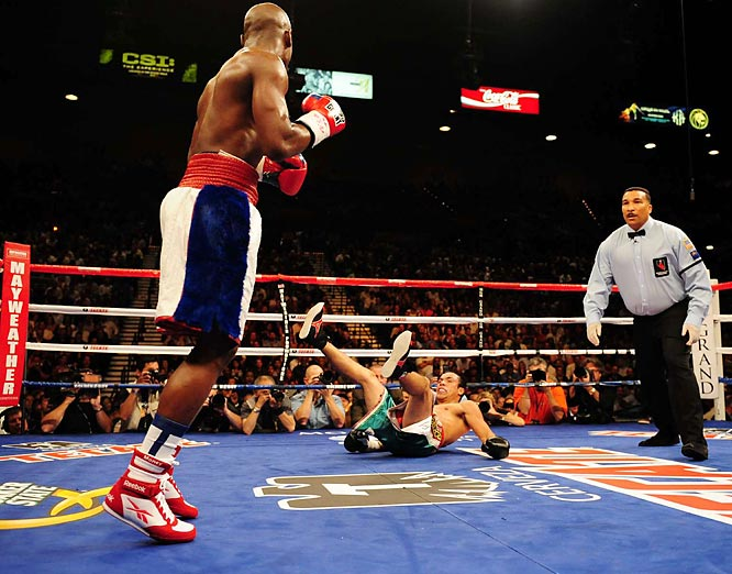 The 10 Biggest Knocks Against Floyd Mayweather\'s Legacy | Playbuzz