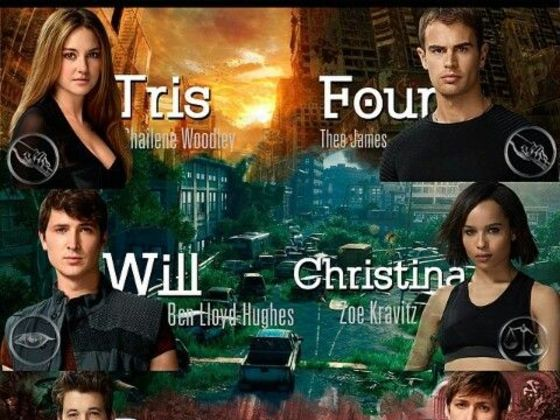 What Faction Would You Be In If You Were In Divergent