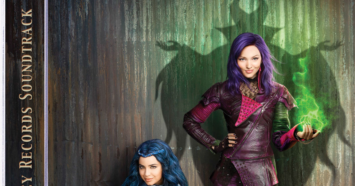 disney's descendants characters - 1200×630