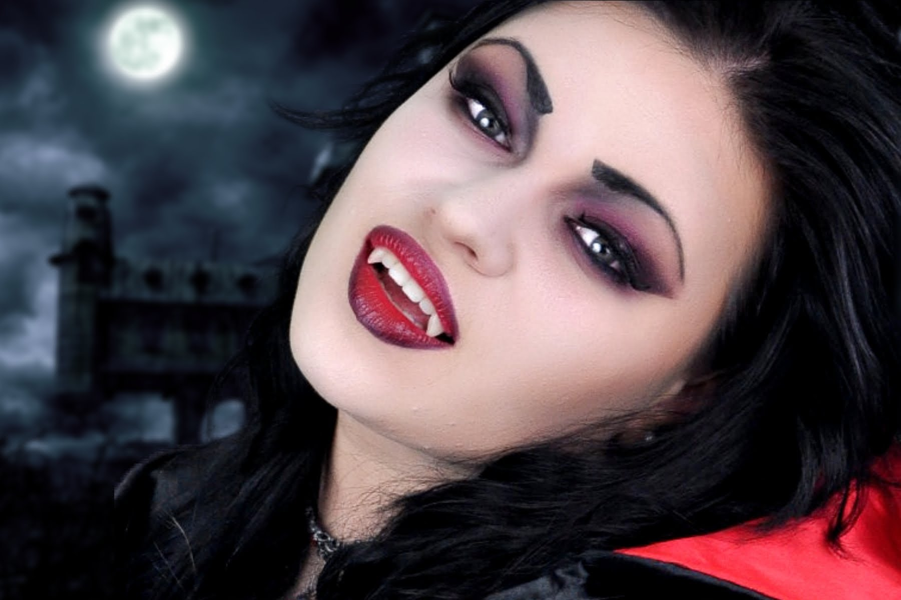 Are you a vampire  werewolf or  Vampire