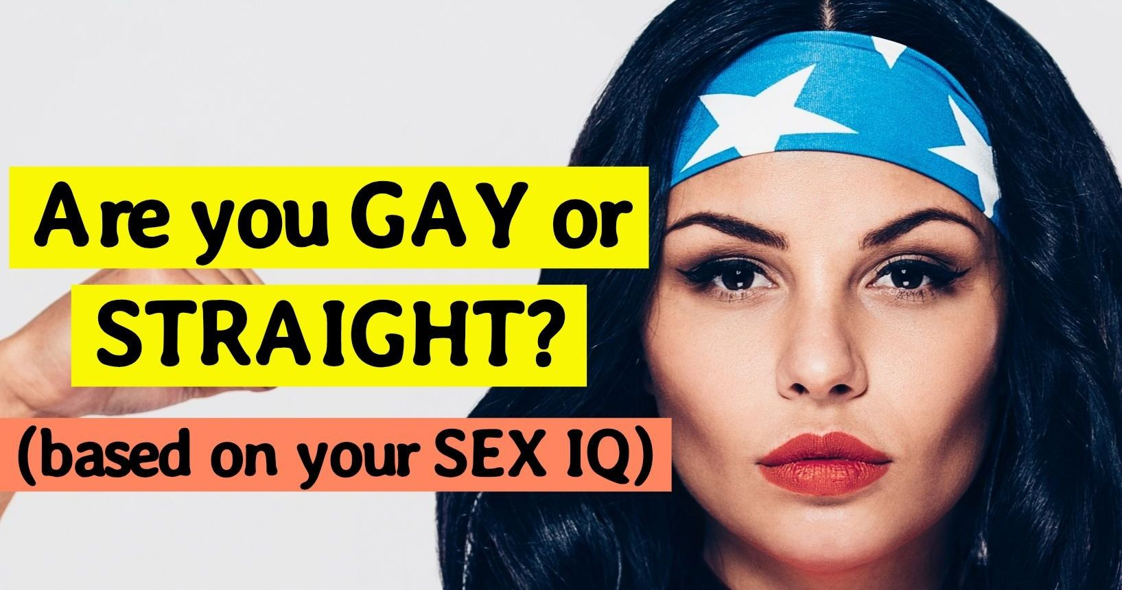 This Sex IQ Test Can Accurately Reveal Your Gender And
