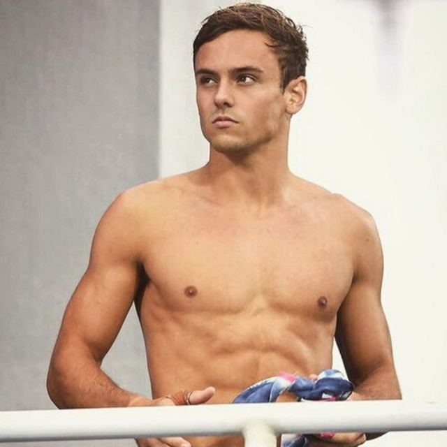 It's Raining Men! The Most Attractive Male Athletes Of Rio ...
