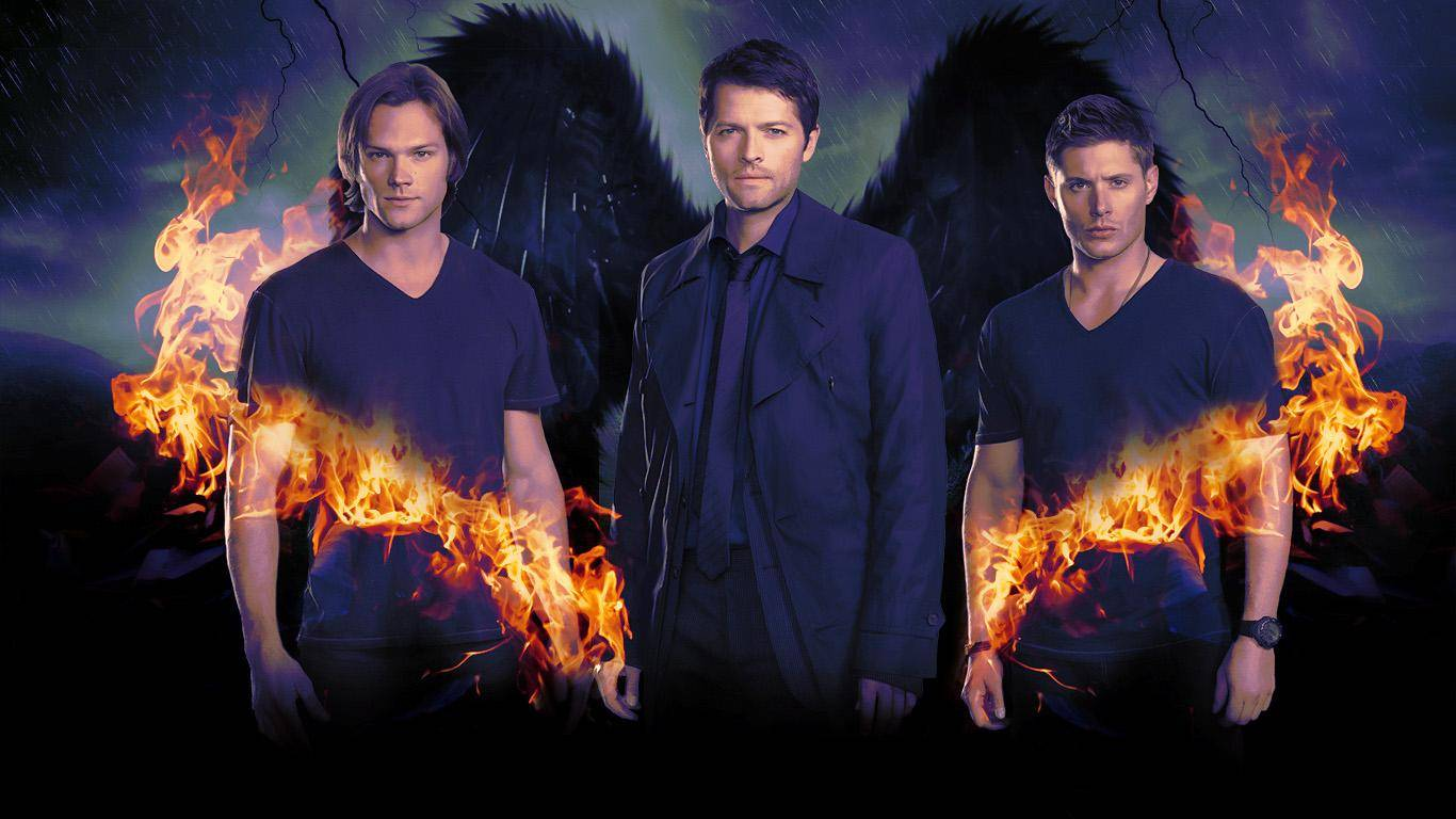 Supernatural Latest News Images And Photos Crypticimages Season 1 12 Serial Tv Series