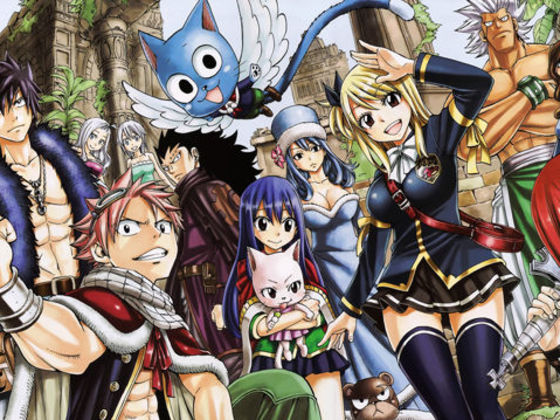 What Would Your Fairy Tail Life Be Like?   Playbuzz