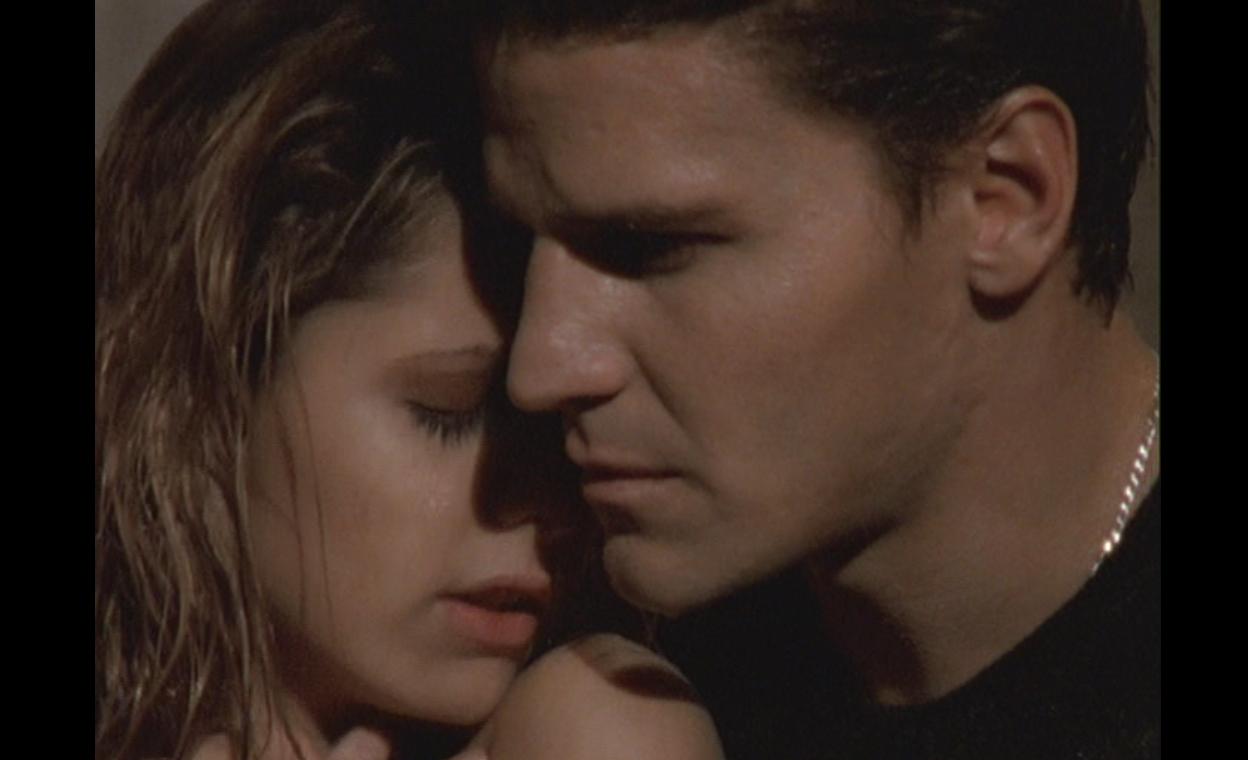 Buffy The Vampire Slayer Sex Scenes