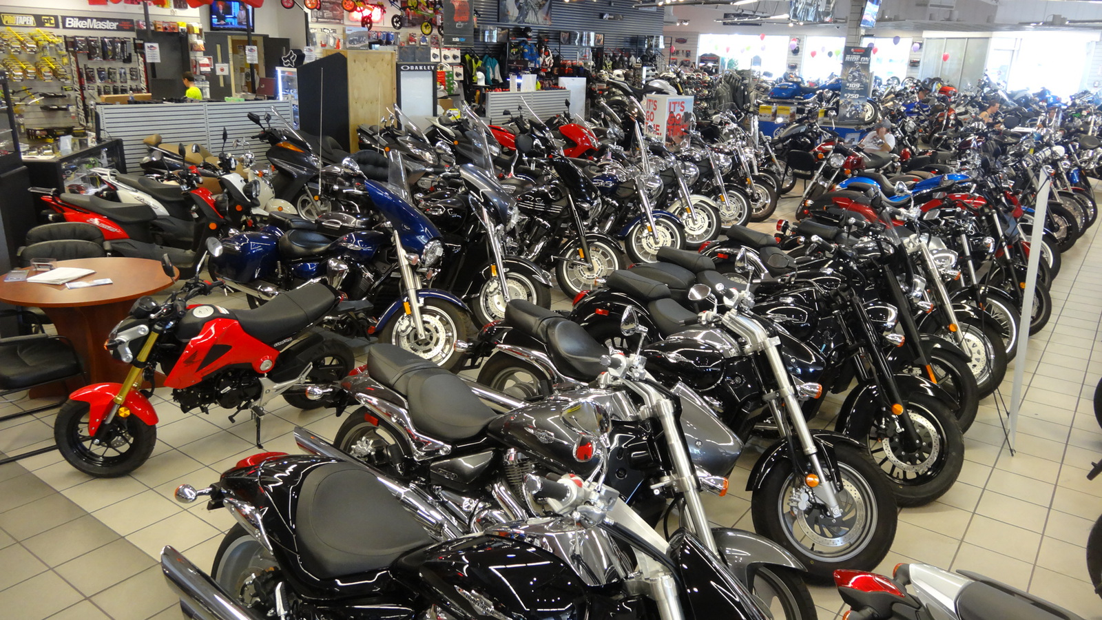 motorcycles stores near me