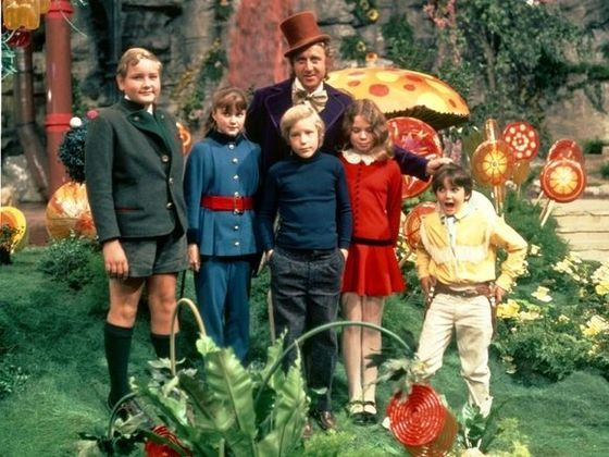 Which Willy Wonka Kid Are You?