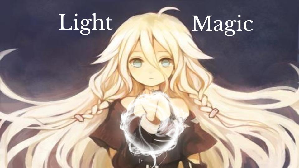 Light Magic Or Dark