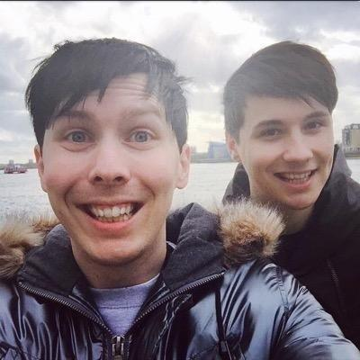 We Know If Youve Been Naughty Or Nice Based On Your Favourite Dan And Phil Pic
