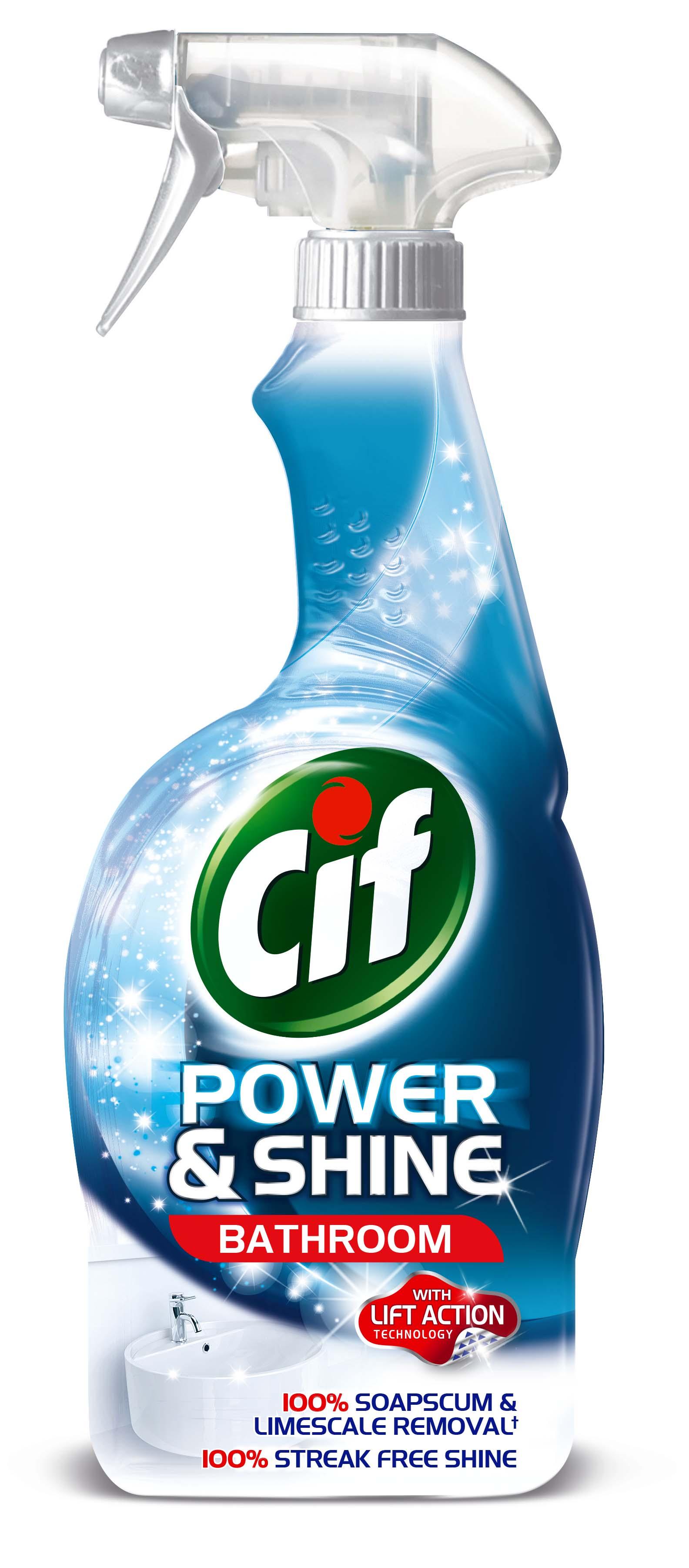 Cif power amp shine bathroom - Cif Power Amp Shine Bathroom 4