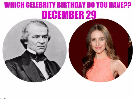 December Celebrity Birthdays | Fandango