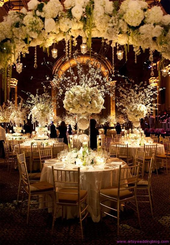 What Will Your Wedding Reception Look Like