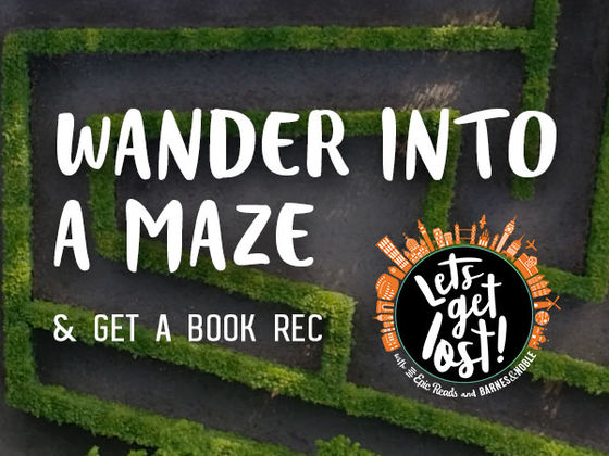 Wander Into A Maze And Well Tell You What To Read Next