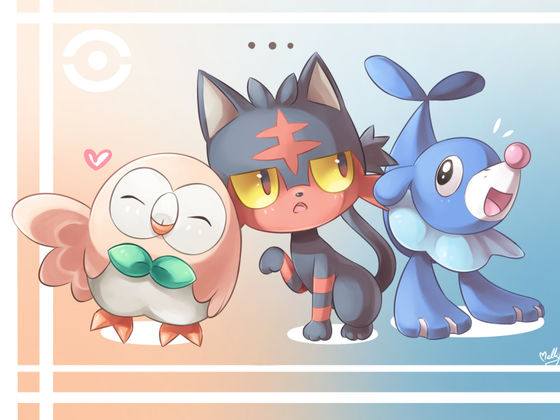 which pokemon sun and moon starter should you choose playbuzz
