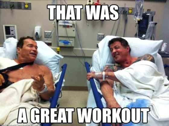 Funny After Workout Meme : Hilarious gym memes playbuzz