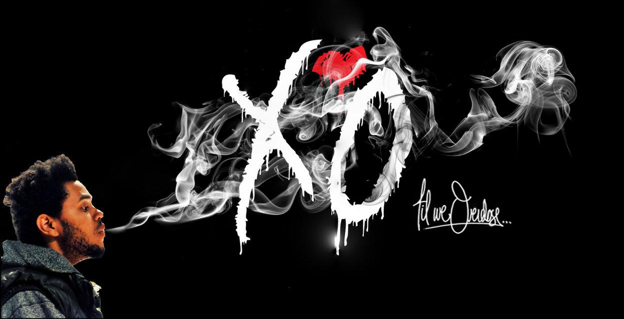 A True Fan Of The Weeknd Xo The Weeknd