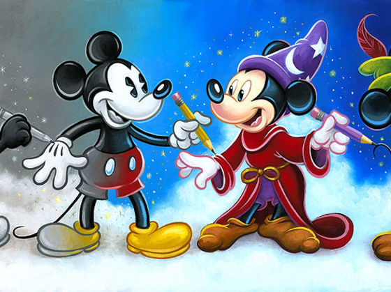 Which Timeless Mickey Is Your SoulMouse?