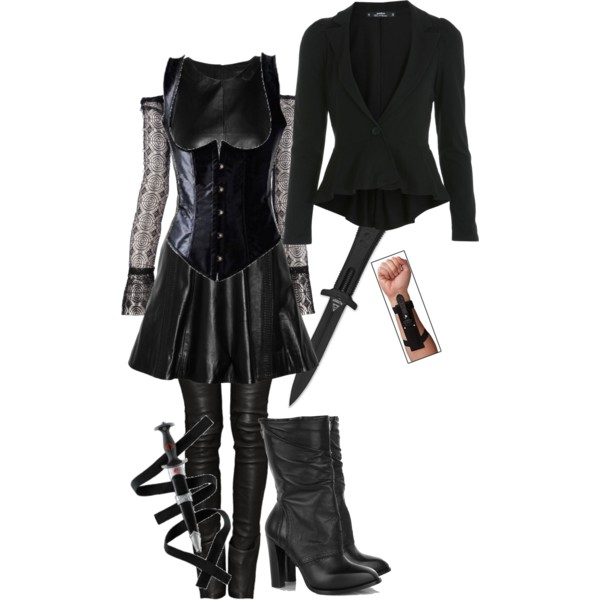 Shadowhunter Halloween Costume & Sc 1 St Playbuzz