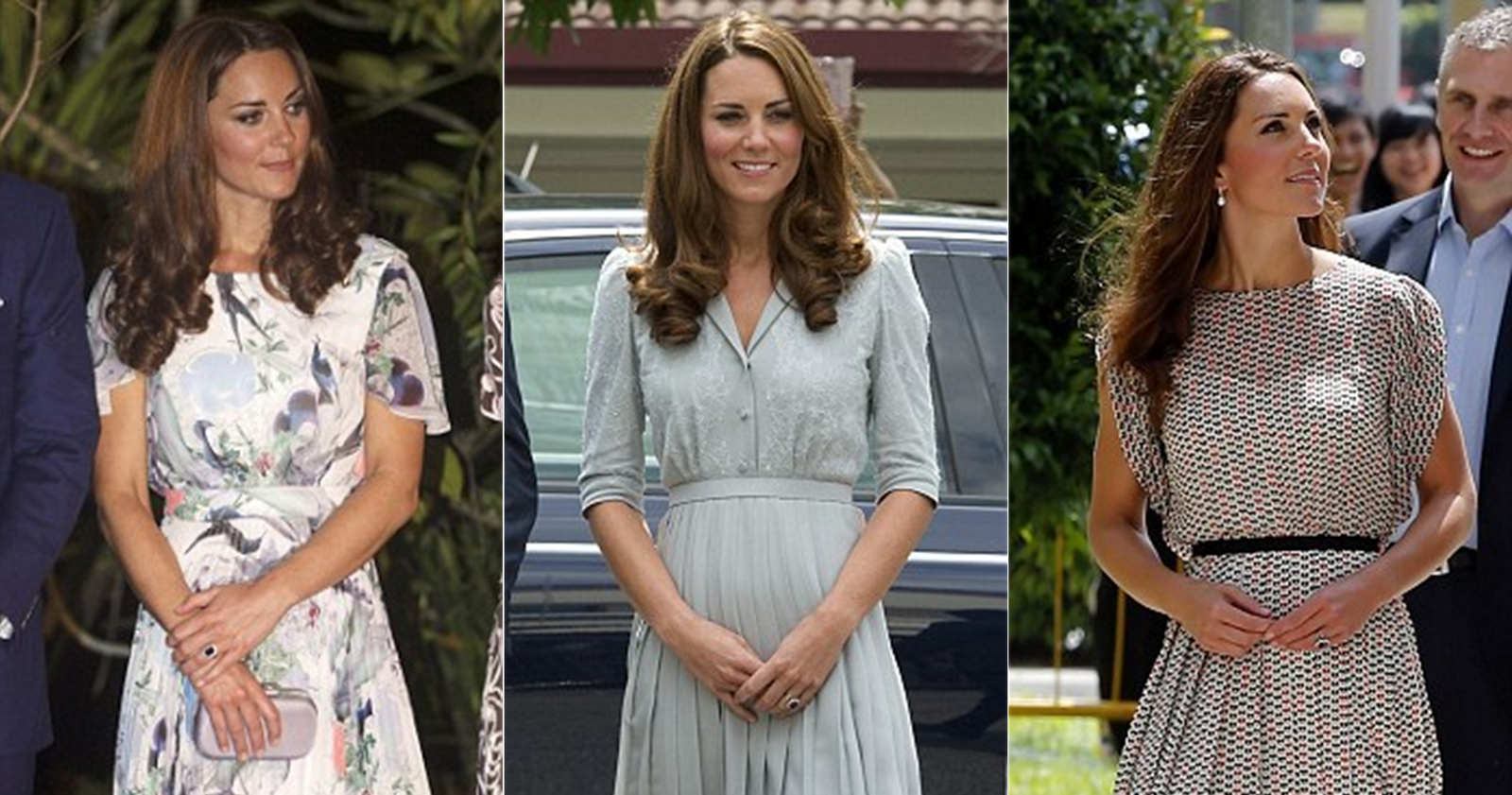 Fashion Royalty What Do You Think Of These Kate Middleton Looks Playbuzz