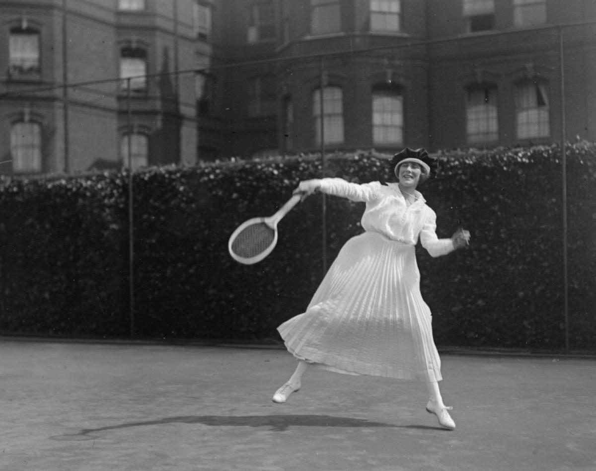 A Brief History of Tennis