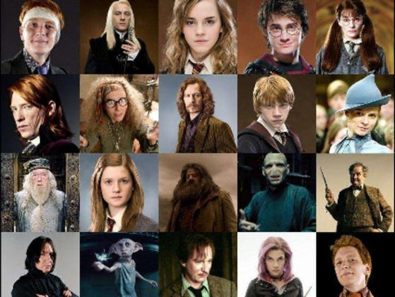 Which harry potter character are you playbuzz - Harry potter hermione granger real name ...