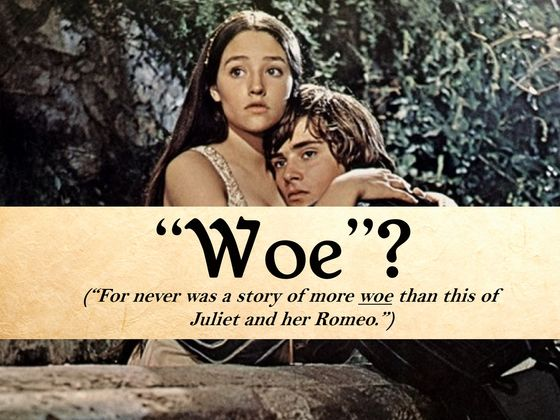 "Are You Literally A ""Romeo & Juliet"" Words Expert?"