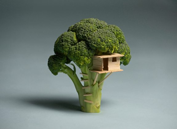 Broccoli Treehouse