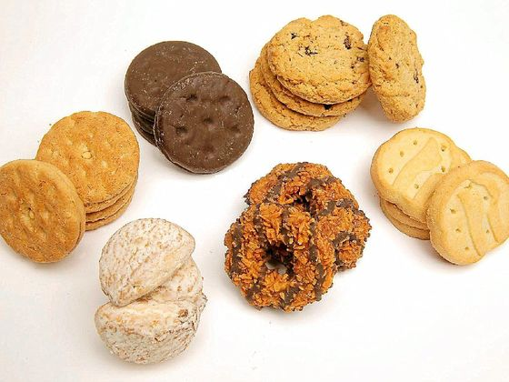 which girl scout cookie are you playbuzz