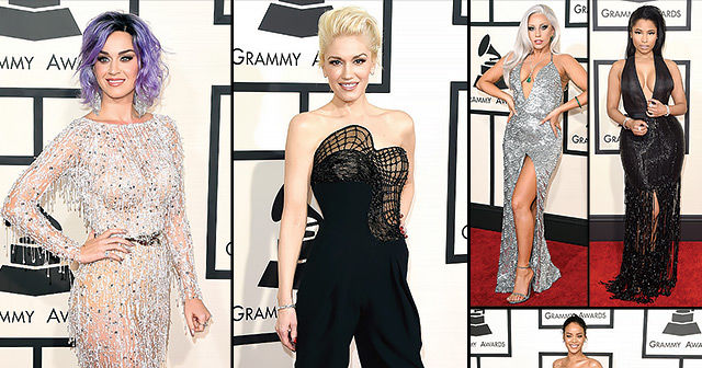Who Do You Think Was Dressed Better At The 2015 Grammys Playbuzz