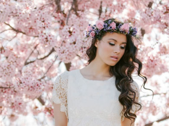 How Should You Wear Your Hair On Your Wedding Day? | Playbuzz