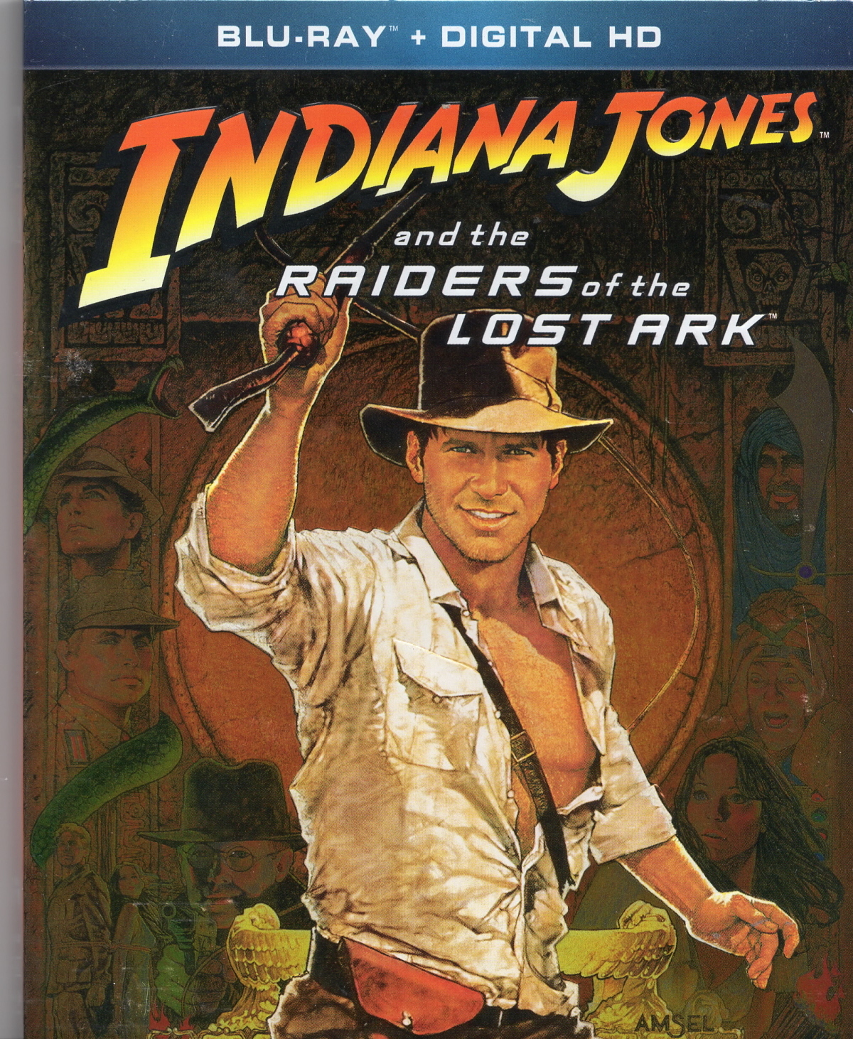 Indiana Jones Raiders of the Lost Ark 1981 BDRip 720p 980MB [Tamil-Telugu-Hindi-English] MKV
