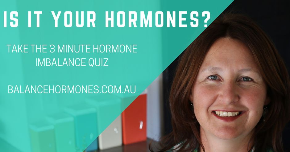 hormonal imbalance quiz