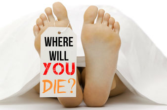 Where Will You Die?