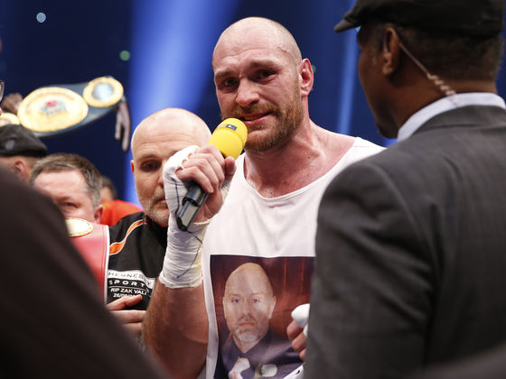 when is tyson fury next fight